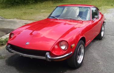 Datsun 240Z Stock Paint and Interior Colors (US and Canada ...