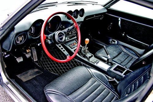 Datsun 260Z Stock Paint and Interior Colors (US and Canada ...
