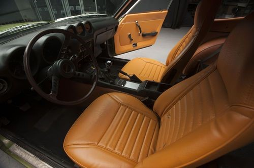 datsun 240z stock paint and interior colors (us and canada