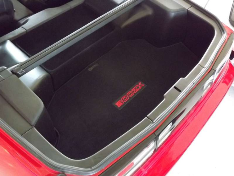Replacing your 300ZX's carpet with a new carpet kit can significantly improve the interior.