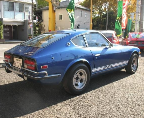 Datsun 280Z Tires and Wheels Guide - Best Wheels & Tires for