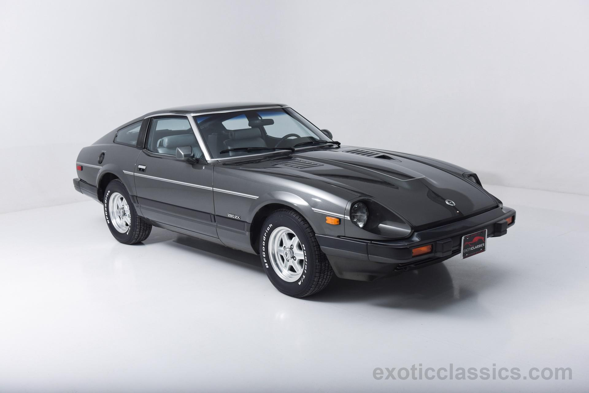 Datsun/Nissan 280ZX Stock Paint And Interior Colors (US