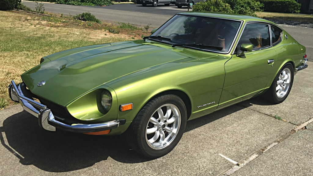 datsun 240z stock paint and interior colors us and canada zcarguide. Black Bedroom Furniture Sets. Home Design Ideas