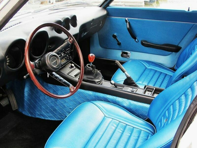 Datsun 240z Stock Paint And Interior Colors Us And Canada