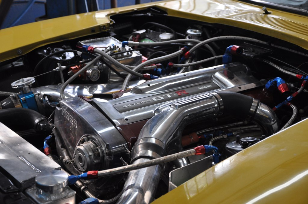 The Best Engine Swaps for a Datsun 280Z - ZCarGuide