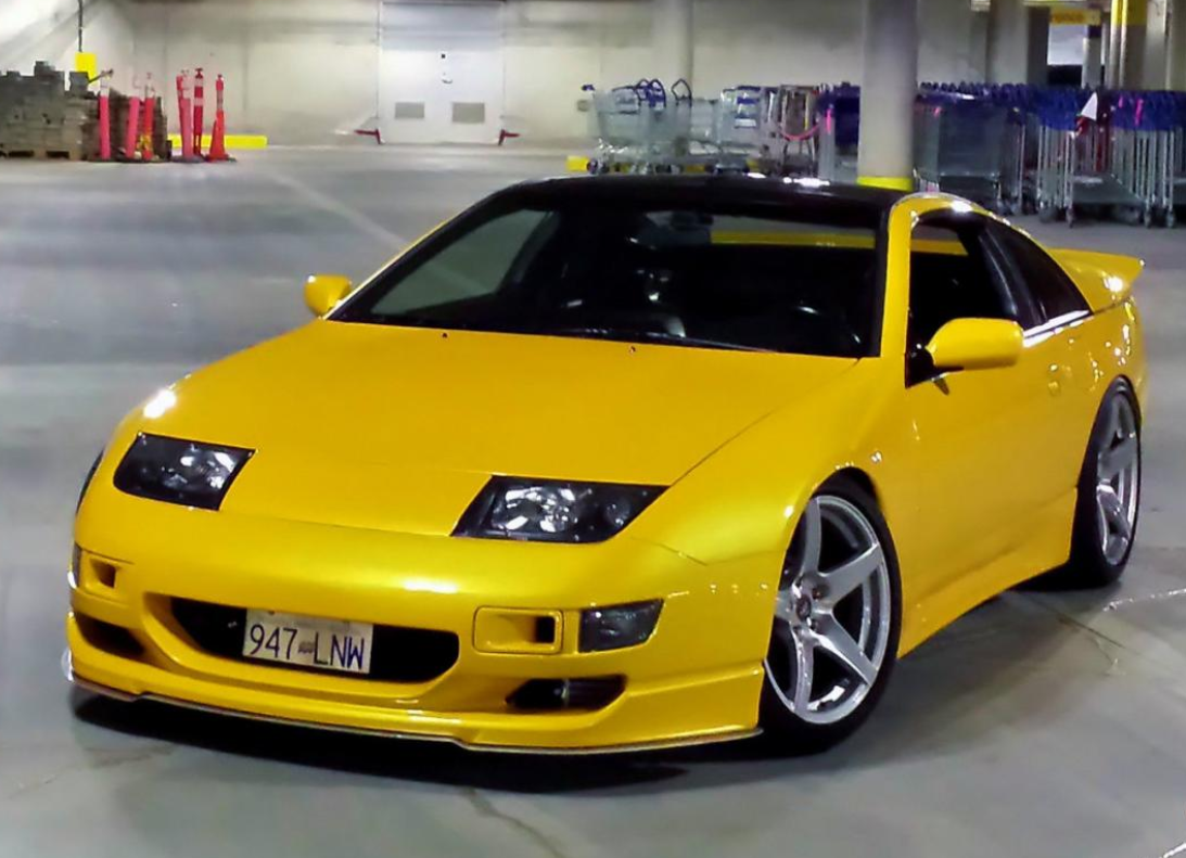 nissan 300zx buyer 39 s guide zcarguide. Black Bedroom Furniture Sets. Home Design Ideas