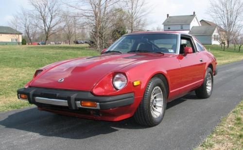 Nissan 240Z For Sale >> Datsun/Nissan 280ZX Stock Paint and Interior Colors (US ...